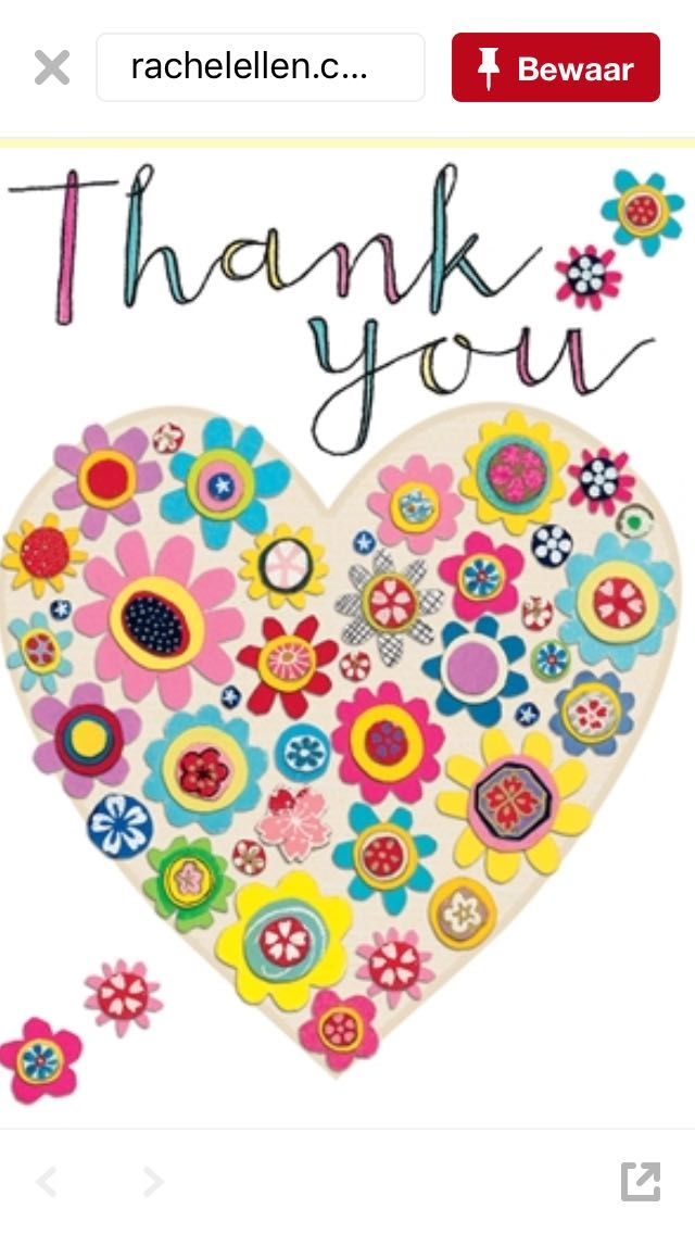 Pin Van Baert Op Kaartjes Verjaardag Thankful Thank You Quotes En