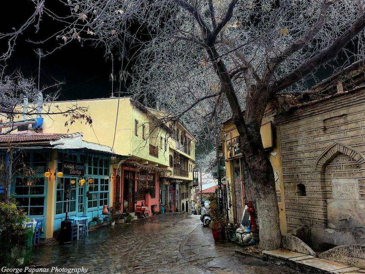 Τσινάρι... Άνω Πόλη, Θεσσαλονίκης... Thessaloniki...