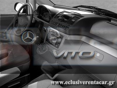 the mercedes benz vito 8 seaters vip limo car