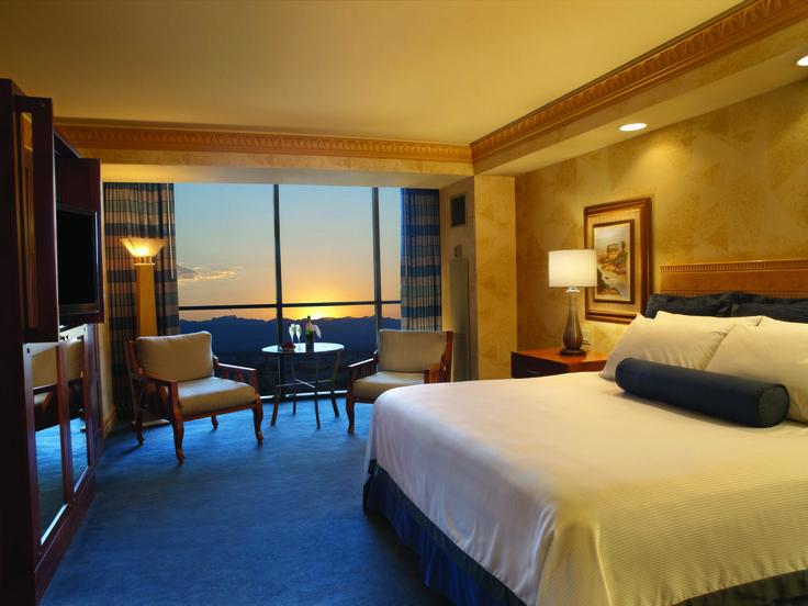 Luxor Hotel Tower Deluxe Room