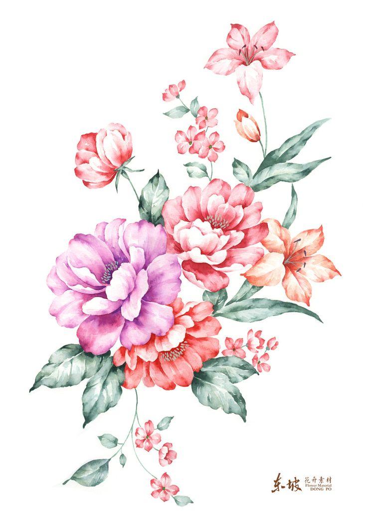 1729 besten 3d decoupage bilder auf pinterest stoffmalerei blumen und gemalte blumen. Black Bedroom Furniture Sets. Home Design Ideas