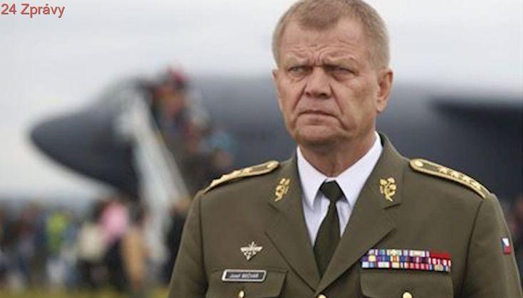 Hledání nového náčelníka generálního štábu? Šlechtová bude o Bečvářovi jednat s prezidentem