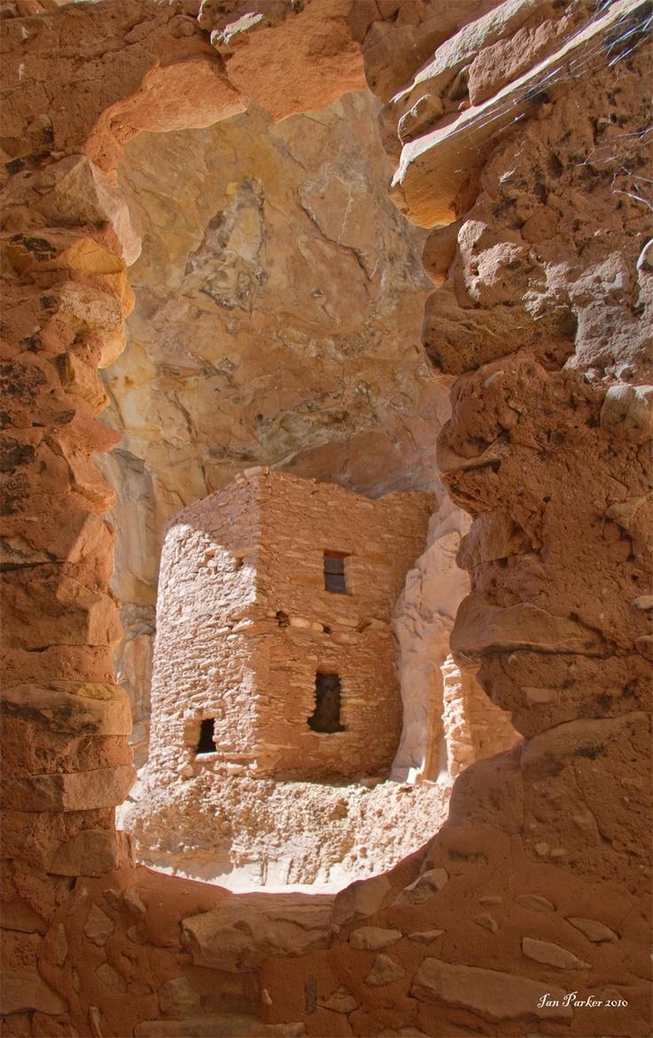 Butler Wash Anasazi Ruins Cedar Mesa Utah Open