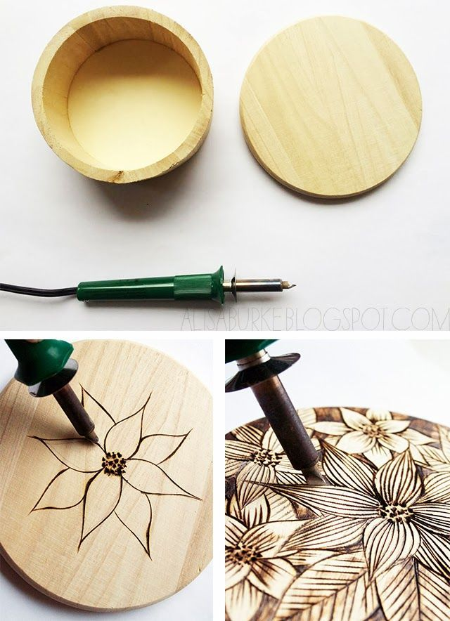 Easy Wood Burning Patterns - WoodWorking Projects & Plans