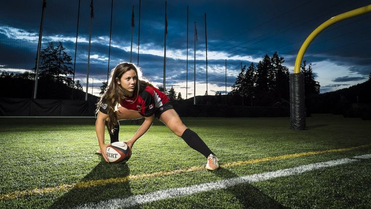 Local winger helps make history in women's rugby, Jessica