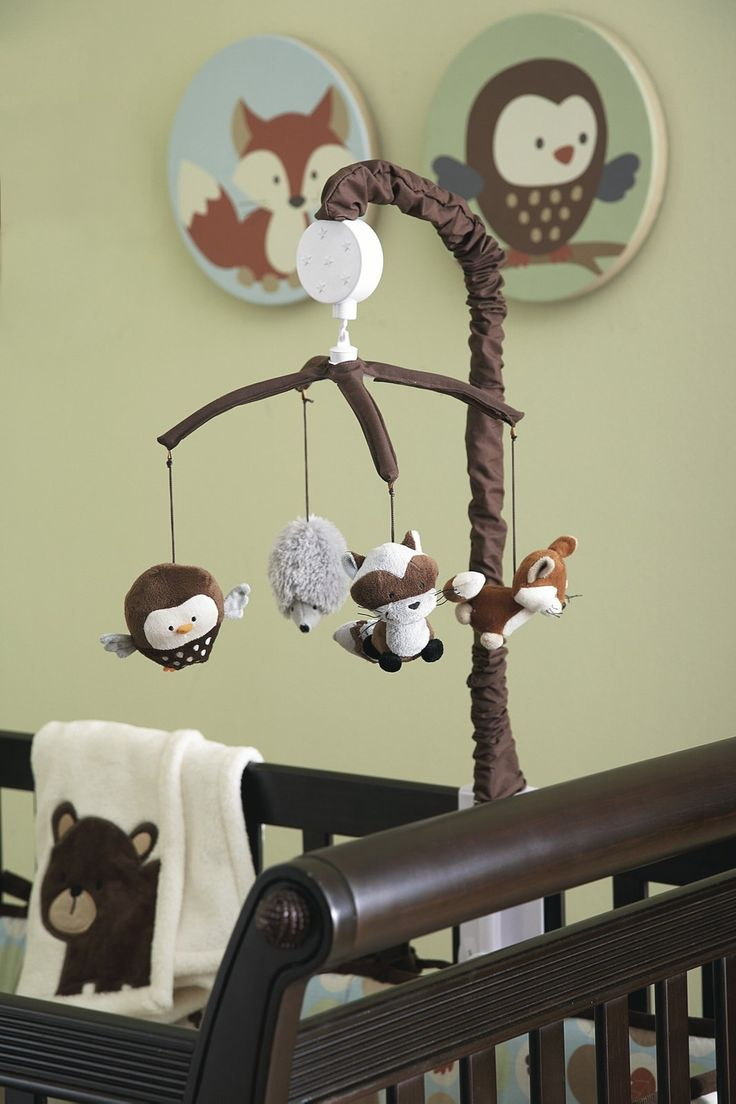 Maybe if we have a kiddo and do the woodland theme for their nursery. this is too cute!