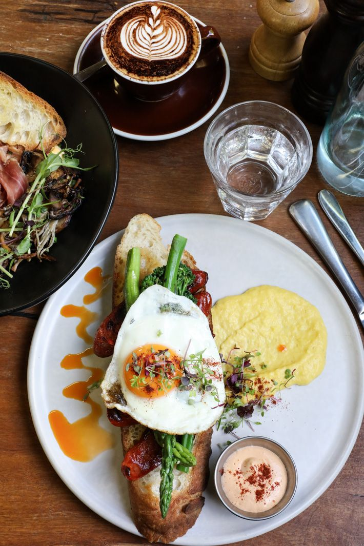 Brunch at Hylin, West Leederville