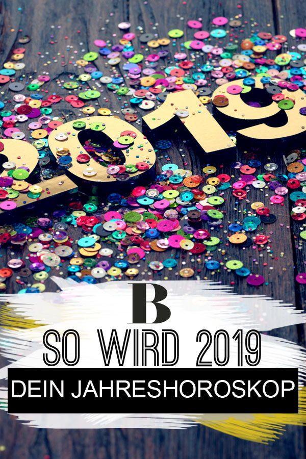 Jahreshoroskop 2019: Das bringt das neue Jahr