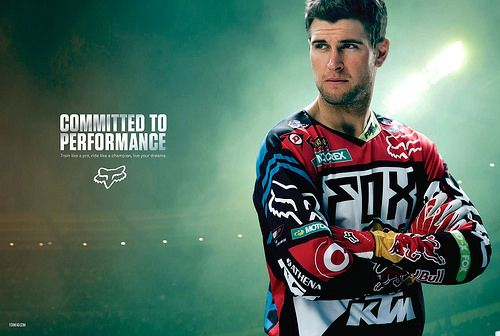 2014 Fox Racing Ryan Dungey ad
