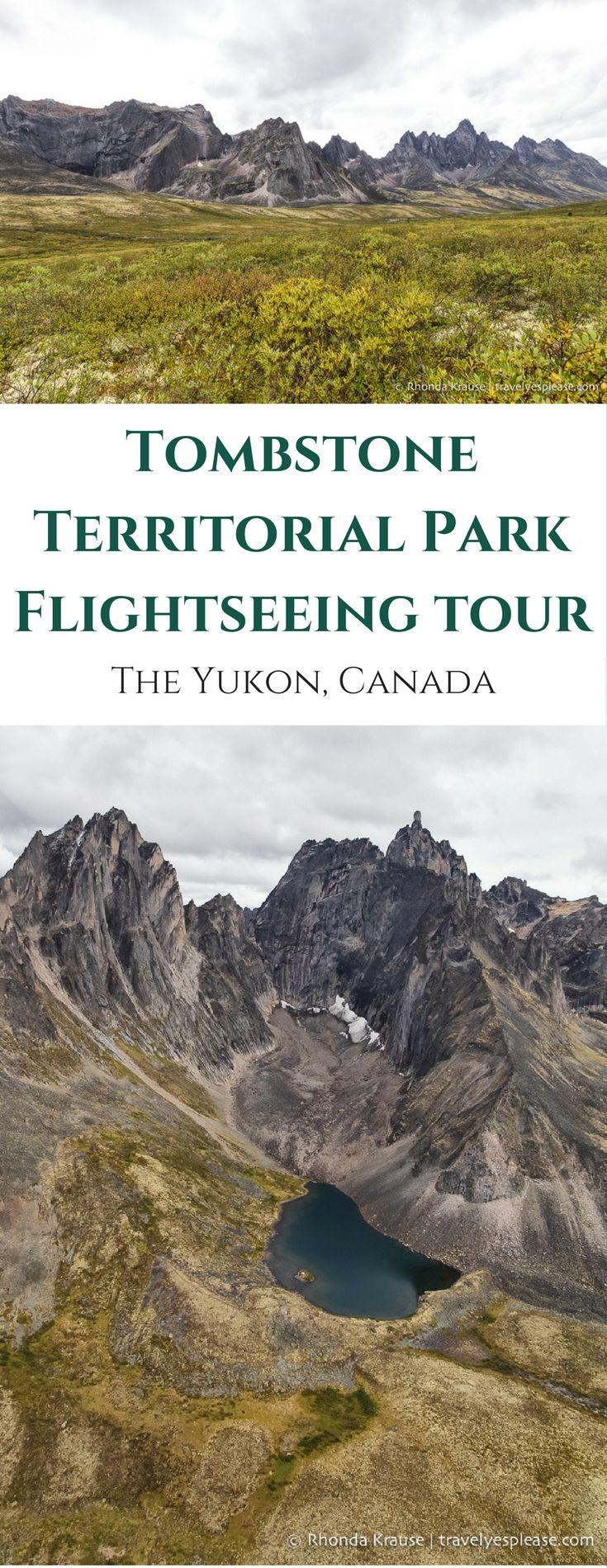 travelyesplease.com | Tombstone Territorial Park Flightseeing Tour- The Yukon, Canada (Blog Post)