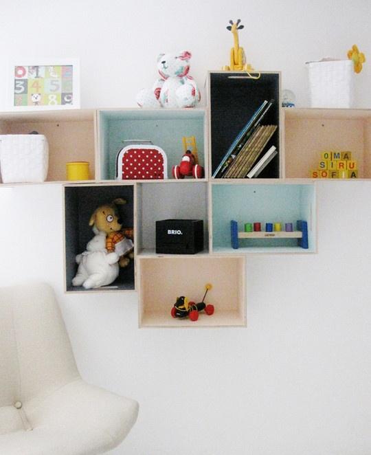 wall boxes