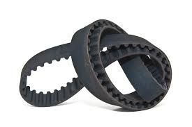 """Explaining the function of a timing belt may be fascinating to an automotive technician, but to the average driver – boring! If more people understood the importance of the timing belt, they might just sit up and take notice! As you can imagine, in order for all the systems to run perfectly together, everything needs to come together at just the right """"time."""" #transmissionrepair #shop #timingbelt"""