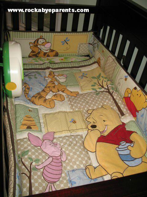 Winnie The Pooh Themed Nursery