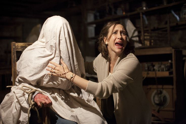 #Conjuring - Die #Heimsuchung: #Kinostart am 1. August 2013 › Stars on TV