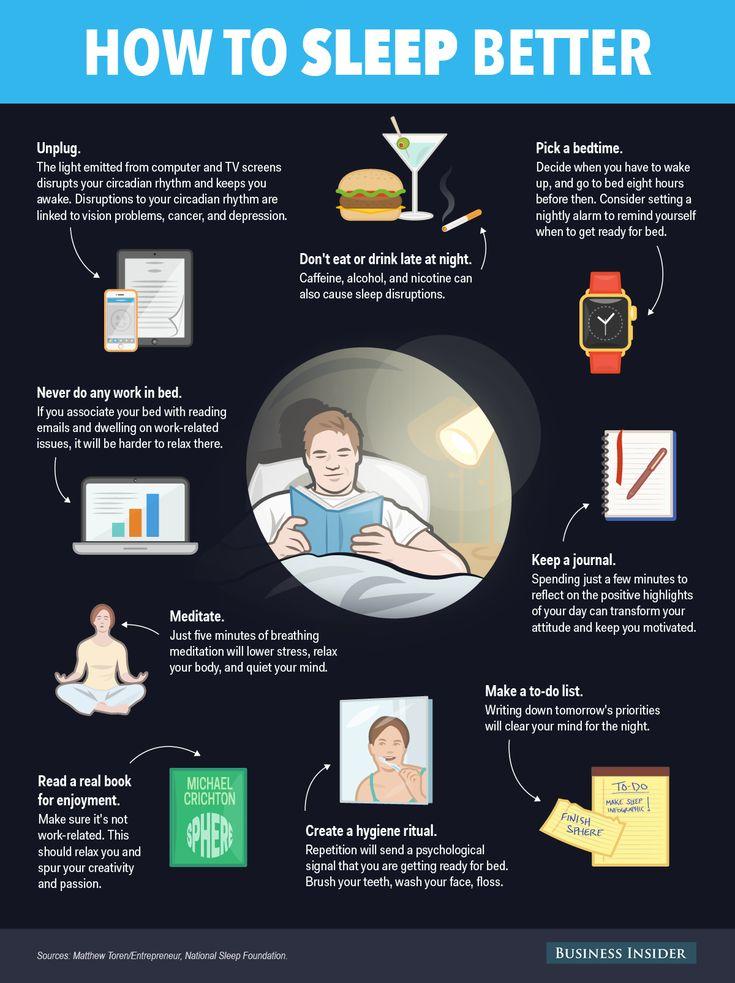 202 Best Sleep Advice Images On Pinterest Life Hacks