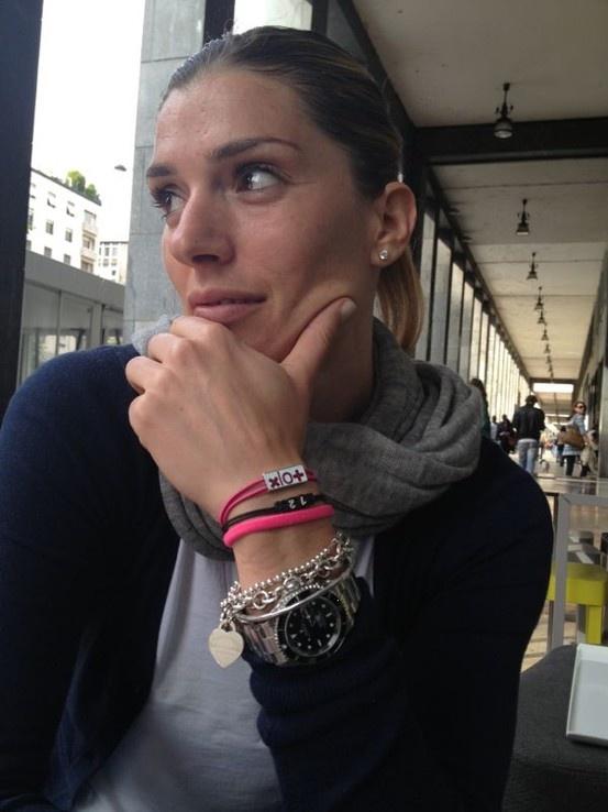 Francesca Piccinini indossa xlo+