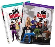 The Big Bang Theory: Season 2 and 3 [DVD]