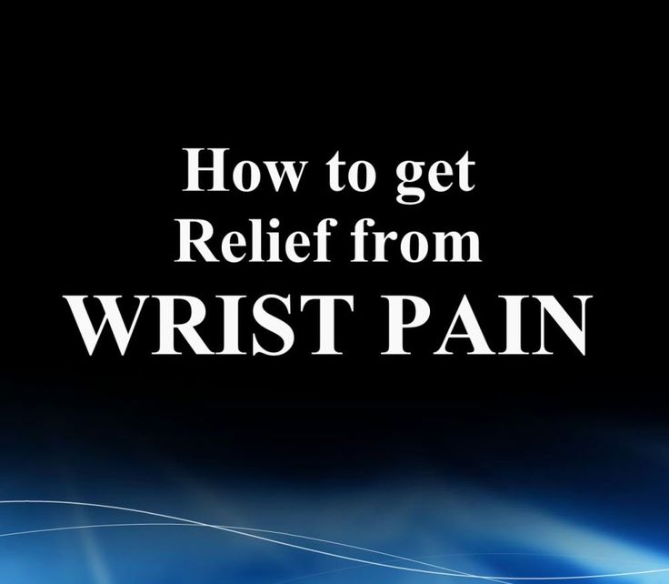 Watch the amazing video to know how you can your fix wrist pain using kinesiology tape.