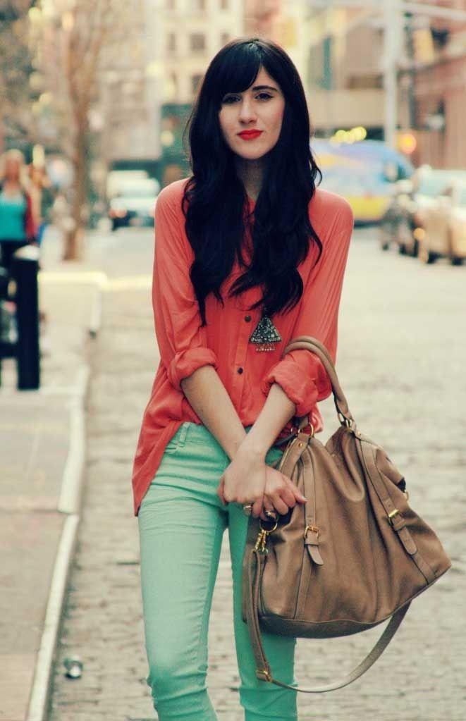Que colores combinan con verde pistacho colores de moda - Colores que combinan ...