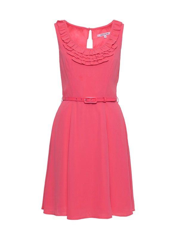 Review Australia | Boston Dress Melon