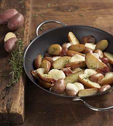 Rosmarinkartoffeln mit Chaumes