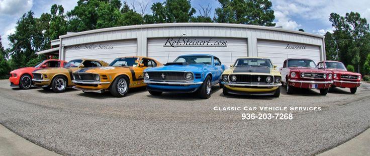 Rob Steinert Classic Cars