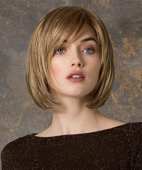 Best 25+ Chin Length Hairstyles Ideas On Pinterest