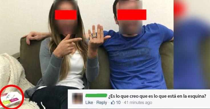Toda pareja sueña con anunciar su compromiso de forma especial pero ellos vivieron el bochorno cuando no escondieron prueba de embarazo; aquí el gracioso fail