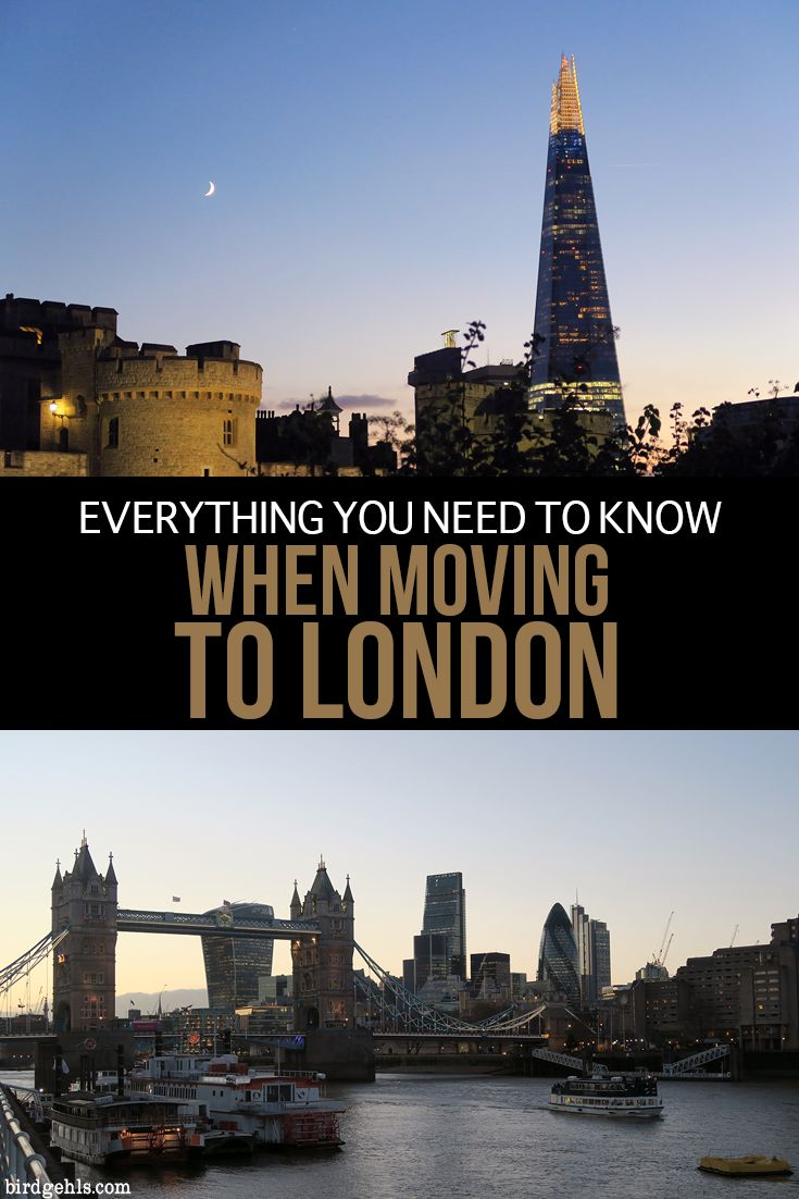 Picking up and taking overseas can be a confusing ordeal, from opening a bank account to figuring out where to live. Here's how to deal with all the icky stuff when you move to #London in the United Kingdom. / #UK / #UnitedKingdom / #England / #ExpatLife /