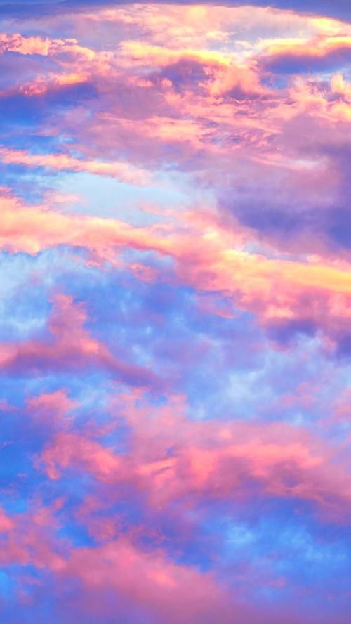 Clouds iPhone Wallpapers by Preppy Wallpapers in 2020 ...