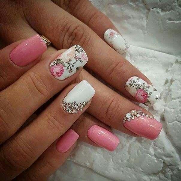 112 best Nail art&goals images on Pinterest | Nail art, Cute nails ...