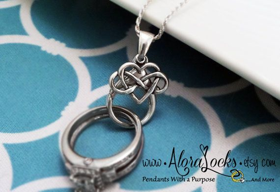 love the infinity sign and the heart :)- such a great idea..to hold your ring when you take it off so it doesn't get lost