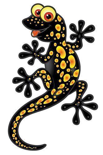 Autoaufkleber Lizard Eidechse Gecko schwarz Aufkleber Sticker in Auto & Motorrad: Teile, Auto-Tuning & -Styling, Aufkleber & Folien | eBay
