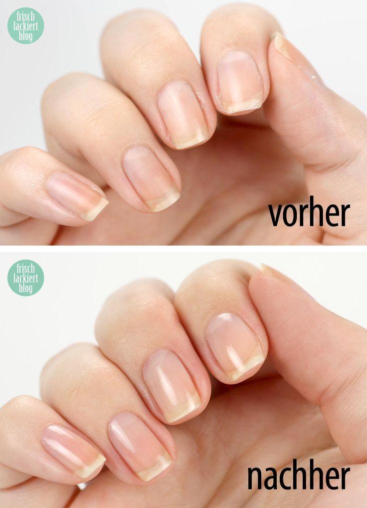 Nagelpflege Schritt für Schritt – Tipps – Hilfe – von frisch gestrichen – Routinen