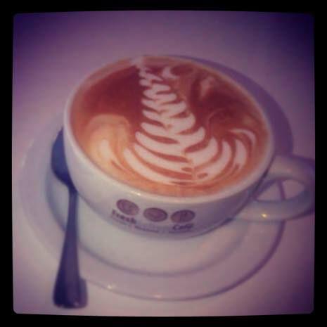 Fresh Culture Cafe Latte Art