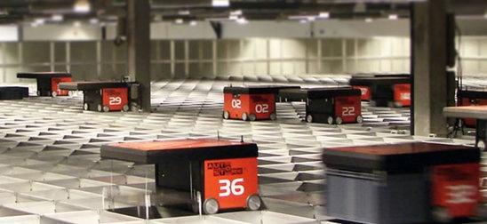 Autostore - robots control your warehouse :) Autostore, by Hatteland.com