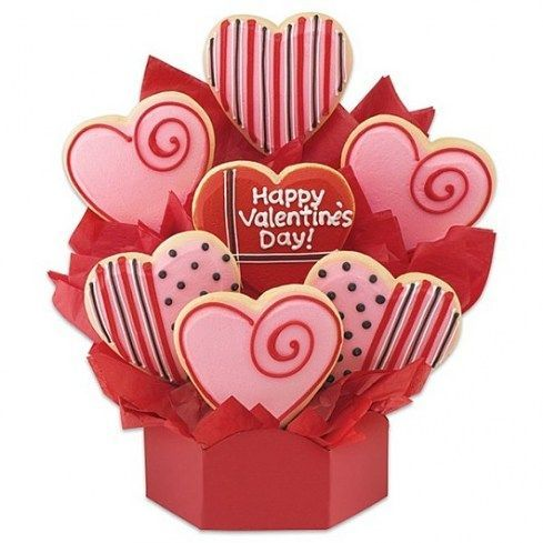 658 best Valentines images on Pinterest | Decorated cookies ...
