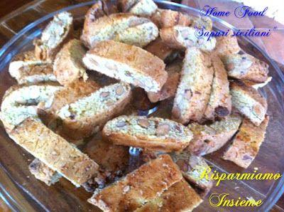 Risparmiamo Insieme - Let's save together: I biscotti  quaresimali di Home Food Sapuri Sicili...