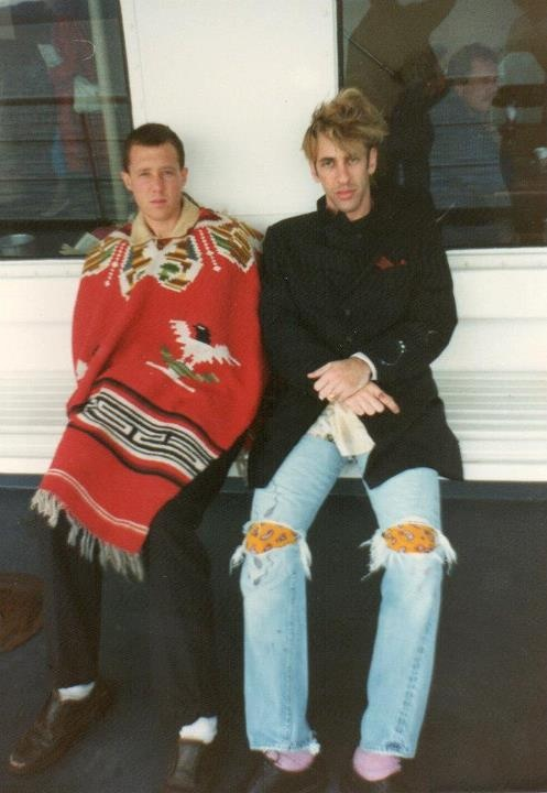 jack irons and hillel slovak