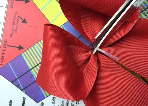 The 25+ best Cheer bow tutorial ideas on Pinterest Cheer hair - bow template