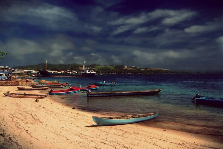 Honiara en Guadalcanal