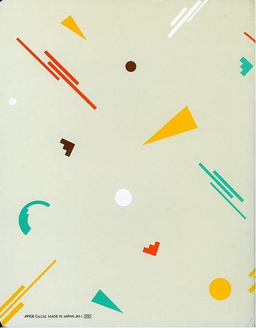 80's pattern