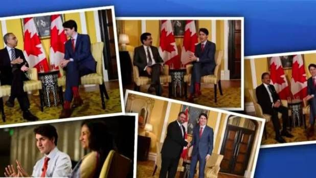 Ad blitz heralds Donald Trump Jr.s visit to India Latest News