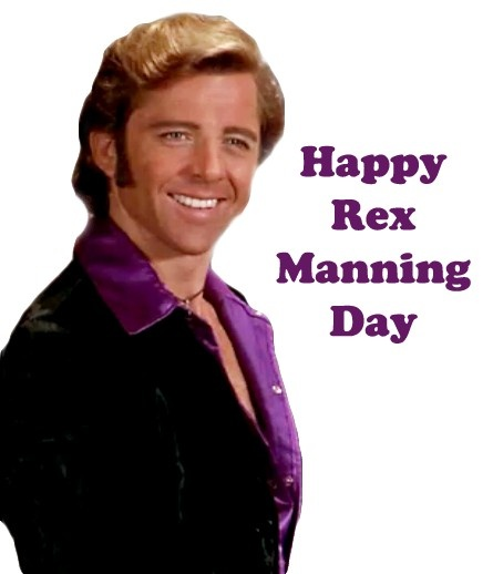 rex manning day - photo #1