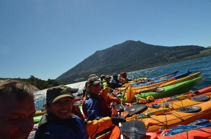 Kayak en Chile,Pueblitoexpediciones