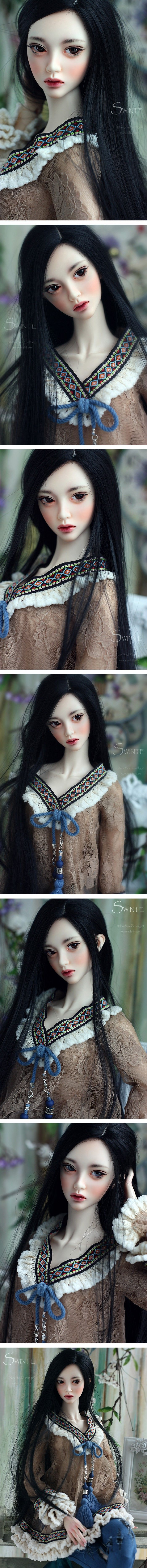 Swinte - 64cm, Soul Doll - BJD Dolls, Accessories - Alice's Collections