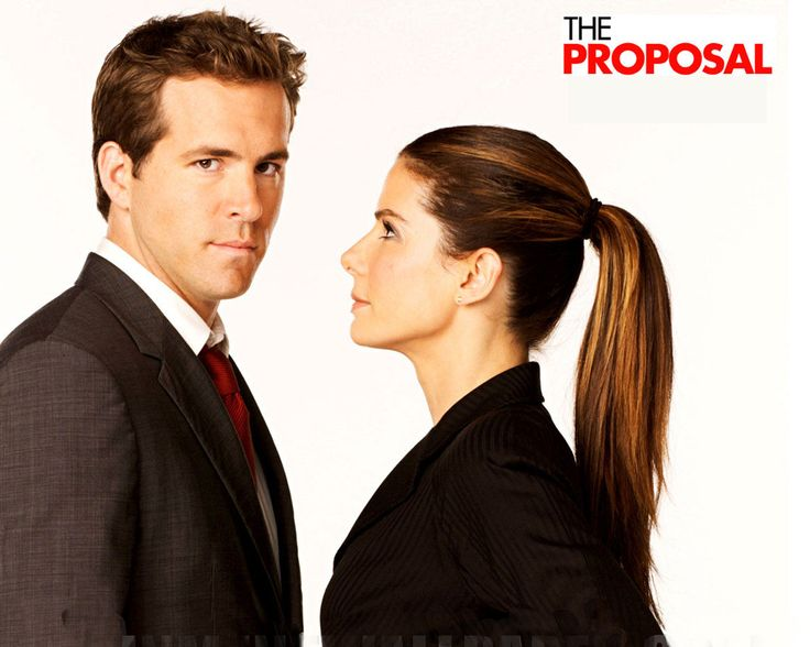 The Proposal.  I love this movie...hilarious