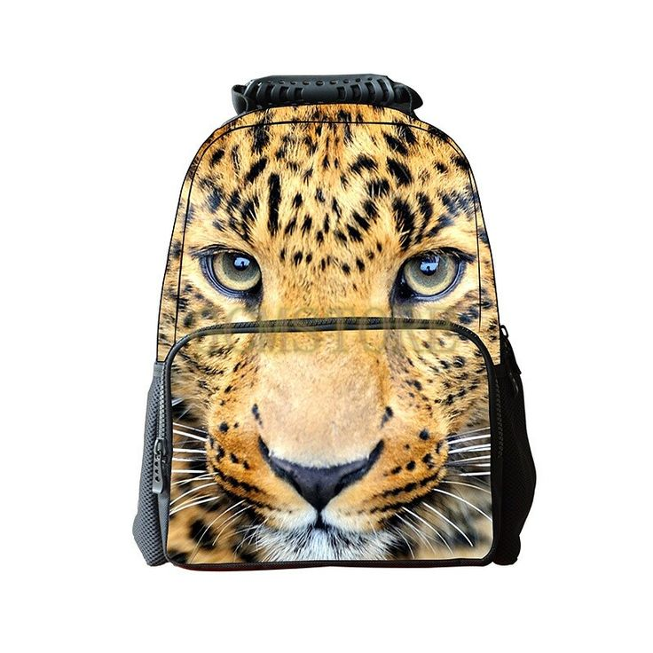 Hot Sale Tiger 3D Animal Personalized Backpacks Europen Fashion Creative Casual Durable Children Schoolbags #bag #backpack #schoolbag #bookbag #disney #men #women #young #teens #boys #girls #children #kids #animal #love #fashion #style #stylish   #shopping #cool #cute #amazing #fun #funny #beautiful #follow #followme #shoutout #likes #comment