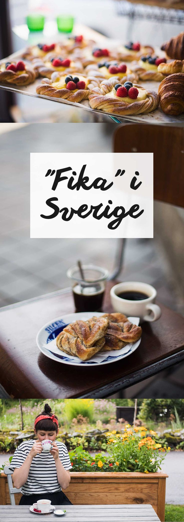 Guide to Sweden's best coffee places |  Miss.  fussy
