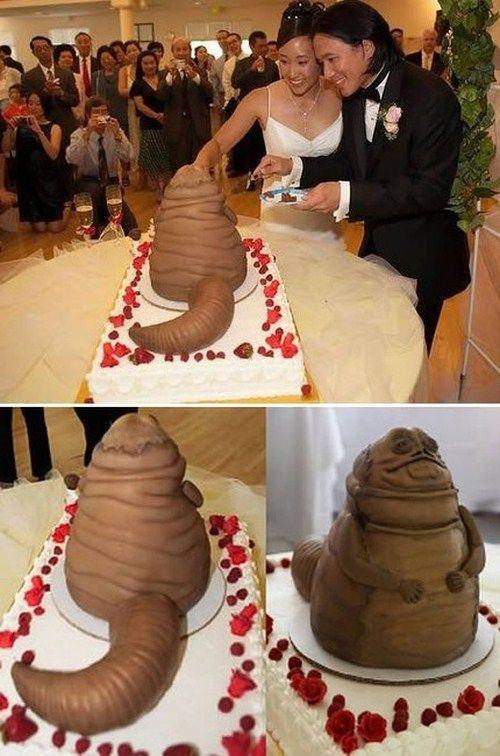 Unusual Wedding Cakes | Amazing Wedding Cakes